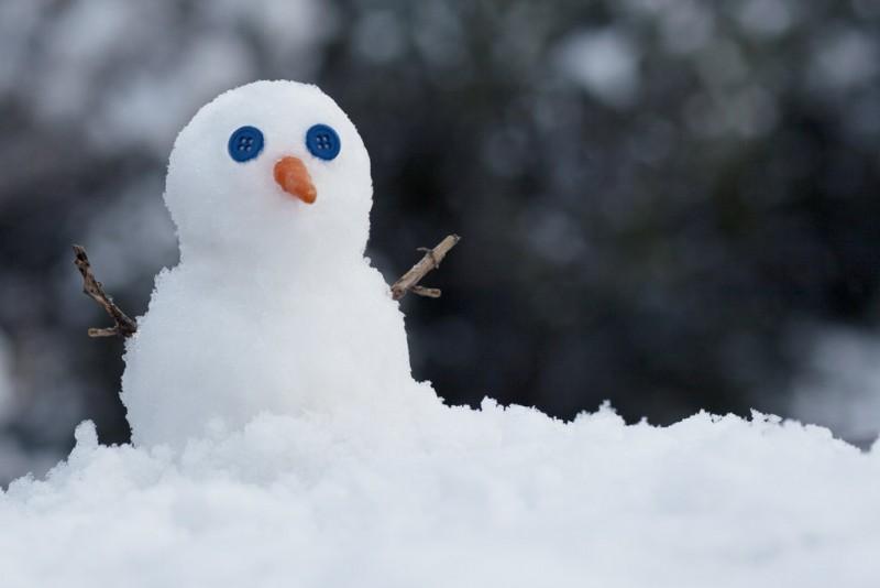 آدم برفی